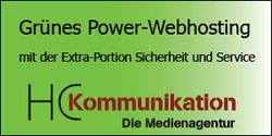 Webhosting HC Kommunikation
